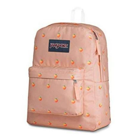 Mochila Jansport Superbreak Peachy Keen Print