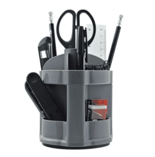 Organizador de Mesa Acrimet Mini-Office Grafite 870.5