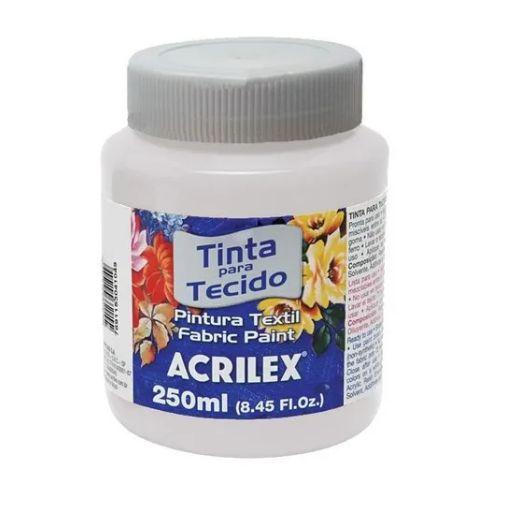 Tinta Tecido 250ml Acrilex