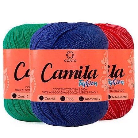Linha Camila Fashion Coats Corrente