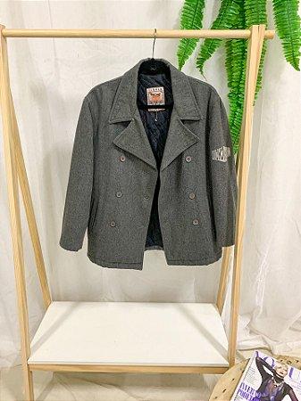 Casaco Lã Vintage M/G