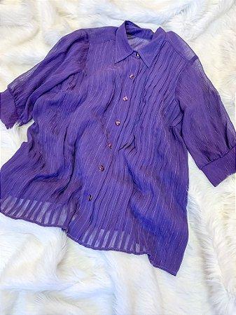Camisa Purpple M/G