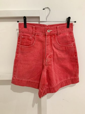 SHORT MOM HAMUCHE 80S 34/36