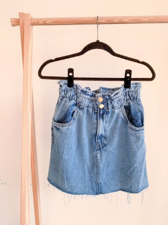 Saia Jeans Clochard P