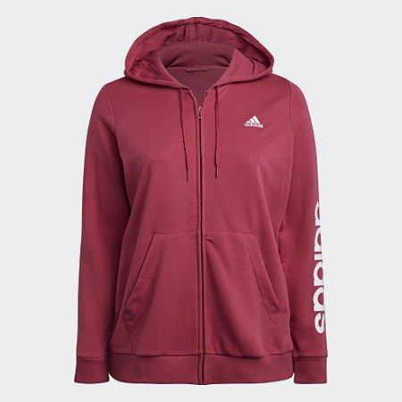 Jaqueta Adidas Capuz Linear