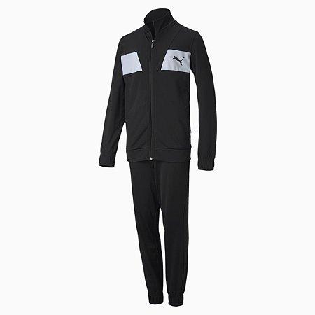 Agasalho Puma Poly Suit Cl B Jr