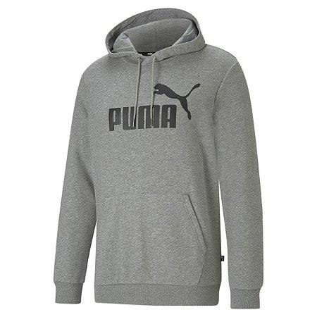 Moletom Puma Ess Big Logo Hoodie Tr