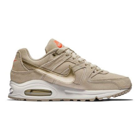 Tenis Nike Air Max Command PRM Bege