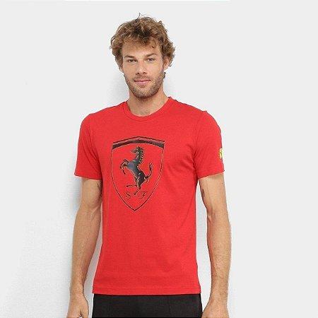 Camiseta Puma Ferrari Sf Big Shield Tee