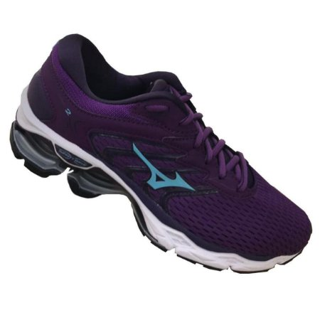 TENIS MIZUNO WAVE GUARDIAN 2  ROXO
