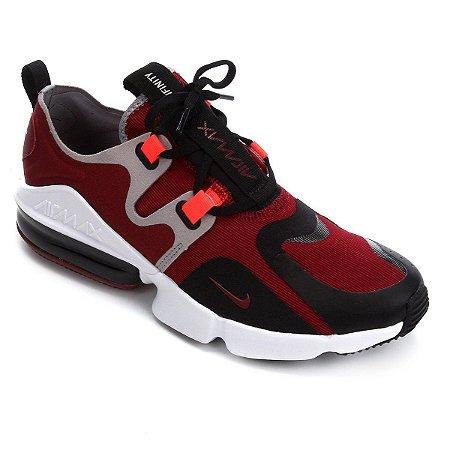 Tenis Nike Air Max Infinity Vermelho