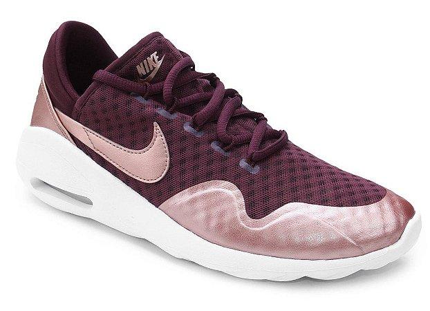 Tenis Nike Air Max Sasha  Vinho Tam 39