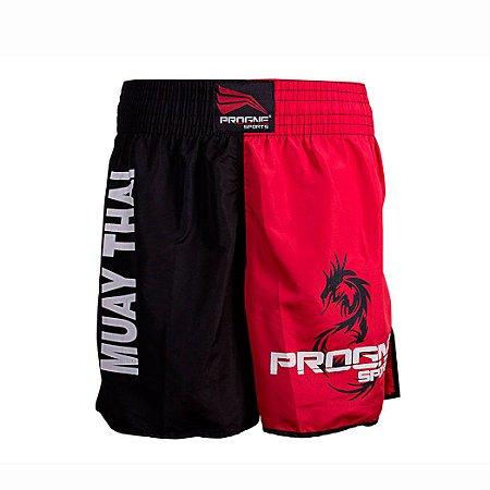 Short Muay Thai Masculino