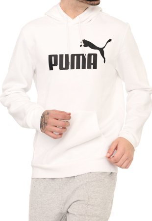 BLUSA PUMA ESSENTIALS FLEECE