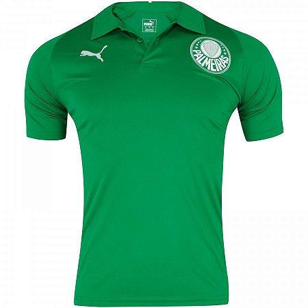 Camisa Polo Puma Palmeiras Verde