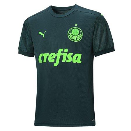 Camisa Puma Palmeiras III 2020