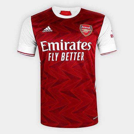 Camisa Adidas Arsenal Home 20/21
