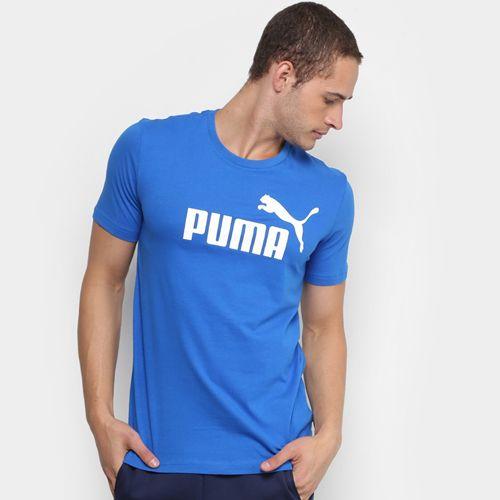 CAMISETA PUMA ESSENTIALS TEE Puma Royal L