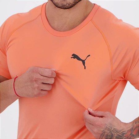 Camiseta Puma RTG Tee Coral