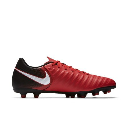 Chuteira Nike Tiempo Rio IV Campo Vermelho