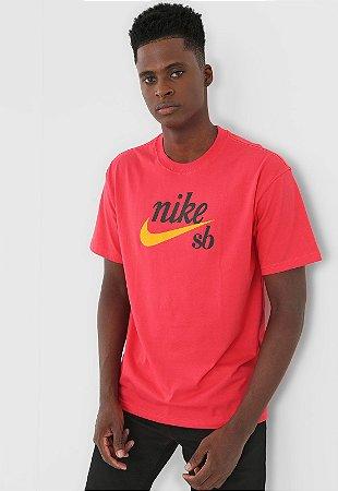 Camiseta Nike SB Tee HBR M ROSA