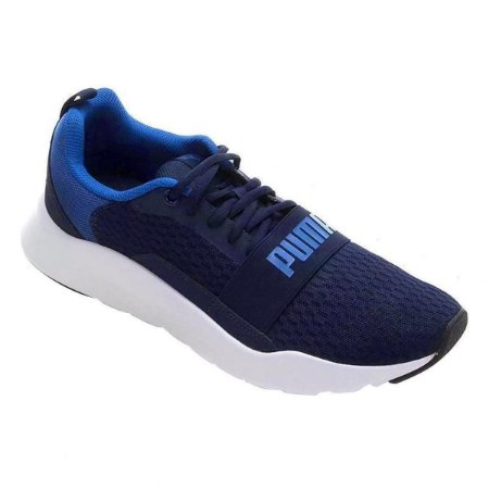 Tenis Puma Wired azul