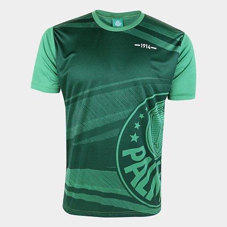 Camisa Palmeiras Waves Masculina