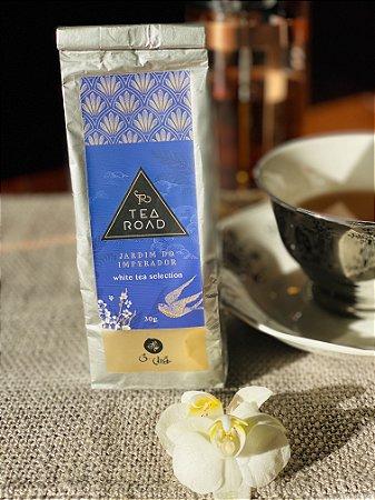 Chá Branco Jardim do Imperador - Tea Road