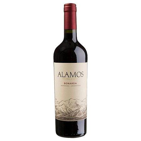 Vinho Alamos Bonarda 2018