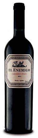 Vinho El Enemigo Cabernet Franc 2016
