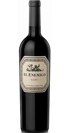Vinho El Enemigo Malbec 2015