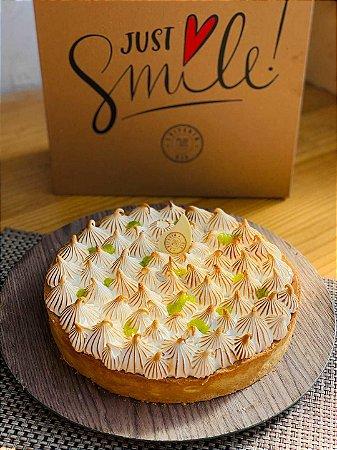 Torta de Limão (fatia)