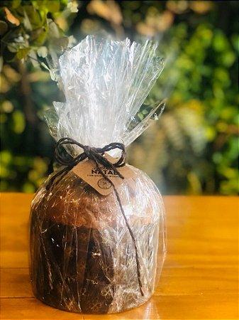 Panetone Tradicional com gotas de chocolate
