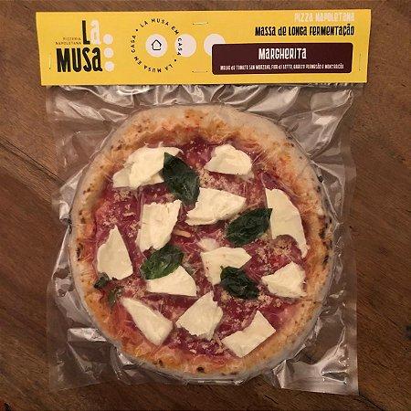 pizza margherita ultracongelada