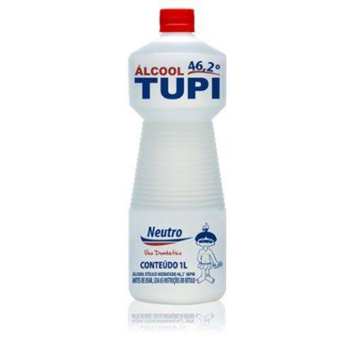 Álcool Tupi 46,2° 1L