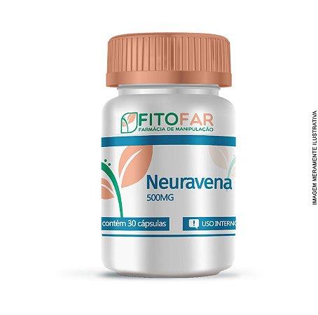 Neuravena 500 mg - Aumento da Concentração e Agilidade