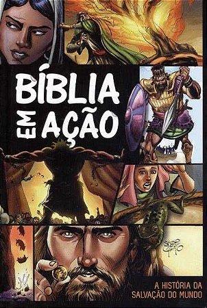 Bíblia em Ação | A História da Salvação do mundo