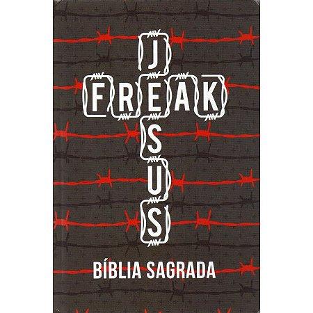 Bíblia Jesus Freak | Cara Dura | Arame | NVI