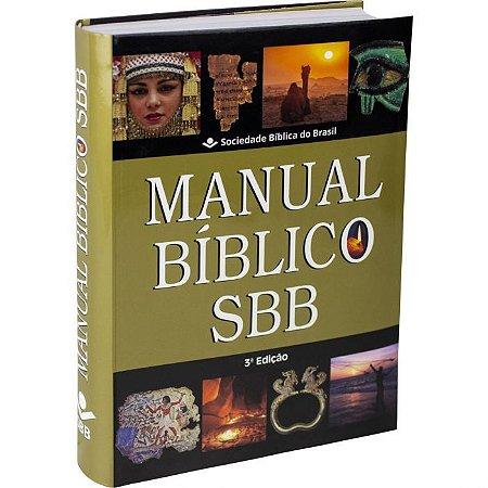 Manual Bíblico SBB   3ª Edição