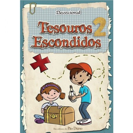 Devocional Infantil | Tesouros Escondidos 2