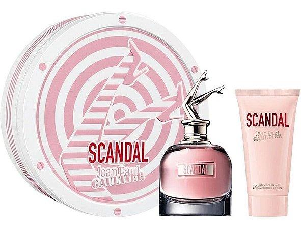 Kit Scandal 80ml + Body Lotion 75ml