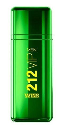 212 Vip Men Wins - Eau De Parfum - Masculino - 100ml
