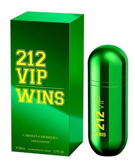 212 Vip Wins - Eau De Parfum - Feminino - 80ml