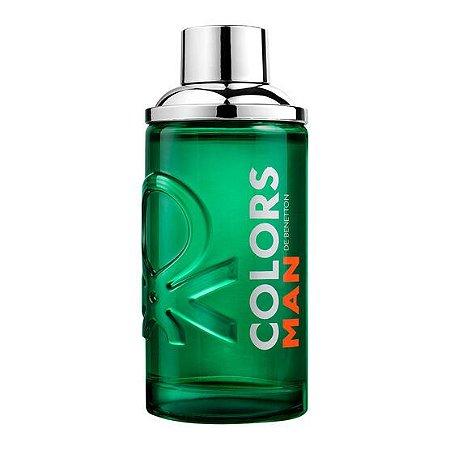 Benetton Colors Man Green - Eau de Toilette - Masculino - 60ml