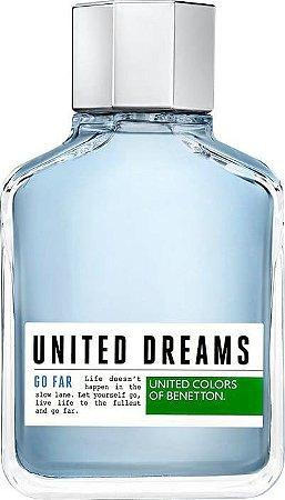 Benetton United Dreams Go Far - Eau de Toilette - Masculino - 100ml