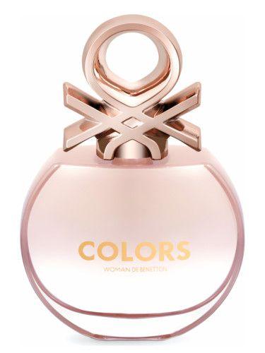 Benetton Colors Rose - Eau de Toilette - Feminino - 80ml