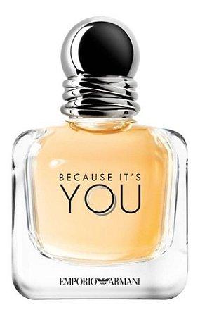Because It's You - Eau de Parfum - Feminino - 50ml