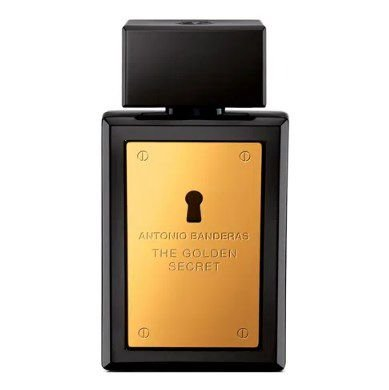 The Golden Secret - Eau de Toilette - Masculino - 100ml