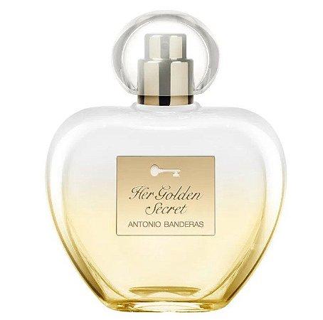 Her Golden Secret - Eau de Toilette - Feminino - 80ml