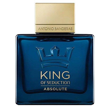 King Of Seduction Absolute - Eau de Toilette - Masculino - 100ml